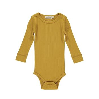 MarMar - Modal Plain Body LS - Golden