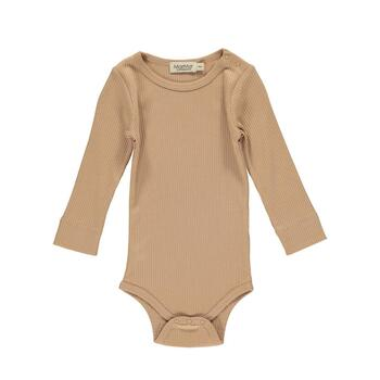 MarMar - Modal Plain Body LS - Rose Stone