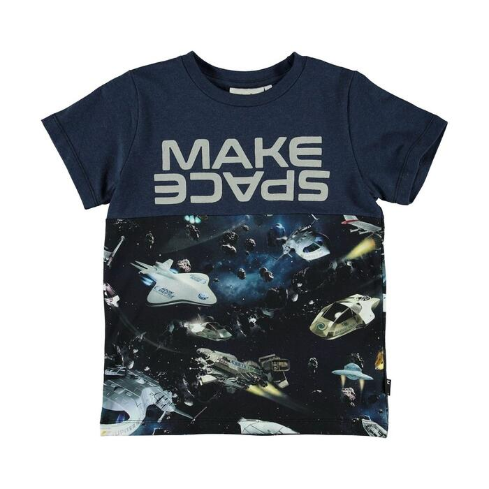 Molo - Ral T-shirt - Space Traffic
