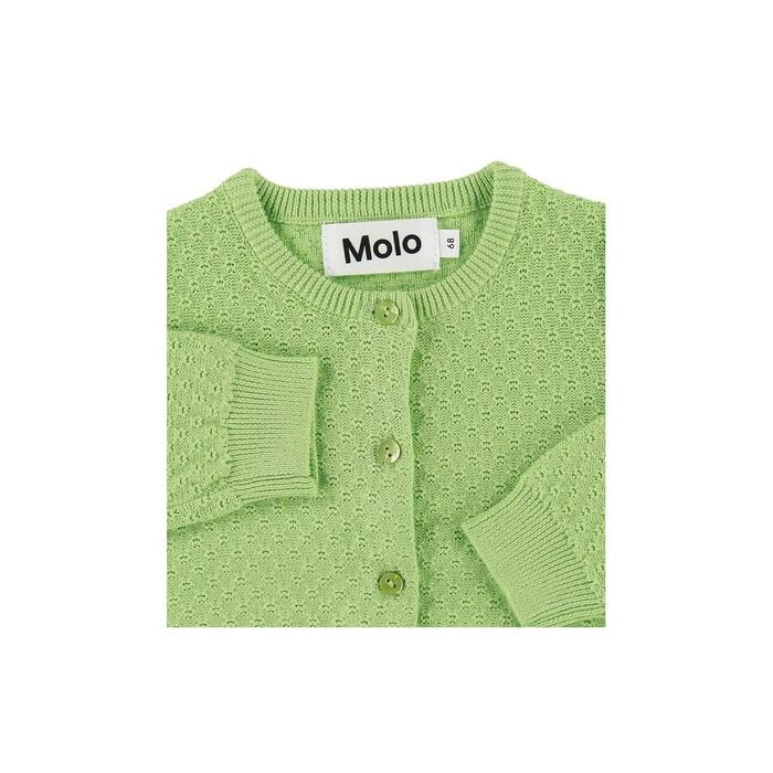 Molo - Cardigan Georgina - Apple Sorbet