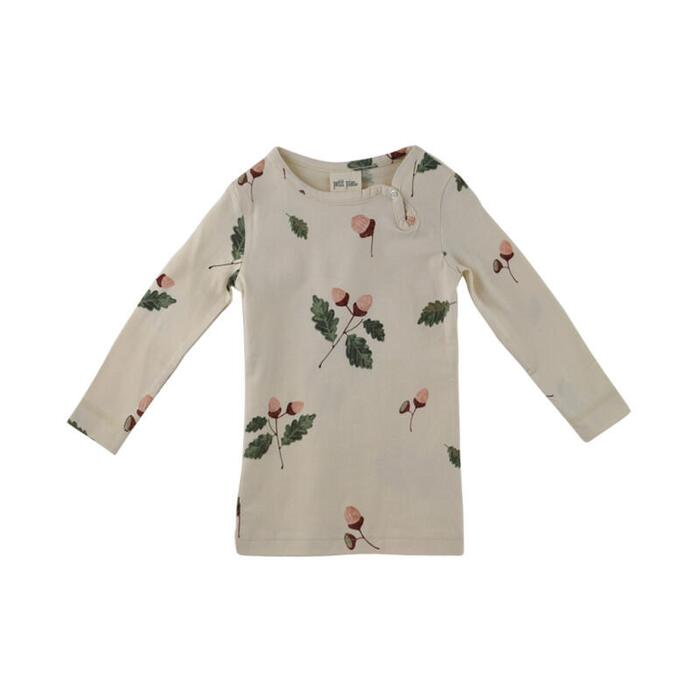 Petit Piao - Bluse - Agern Print